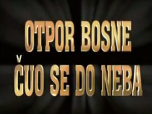 otpor bosne