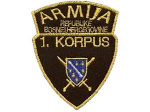 Prvi korpus