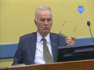 Ratko Mladic 09072012