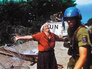 UN Srebrenica