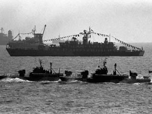 ratni brodovi NATO
