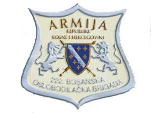 Dvjesto dvadeset druga bosanska oslobodbilacka