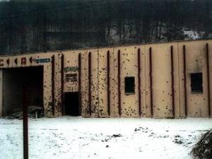 Kravica hangar