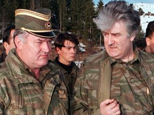 Mladic i Karadzic VRS